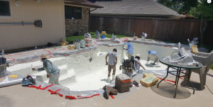 dallas texas pool companies